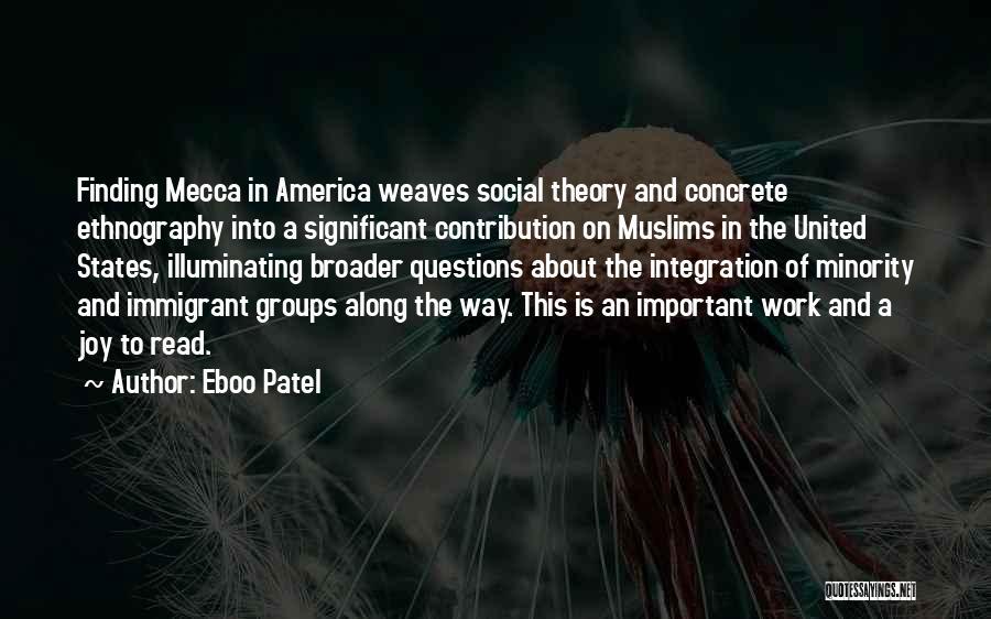 Eboo Patel Quotes 1389207