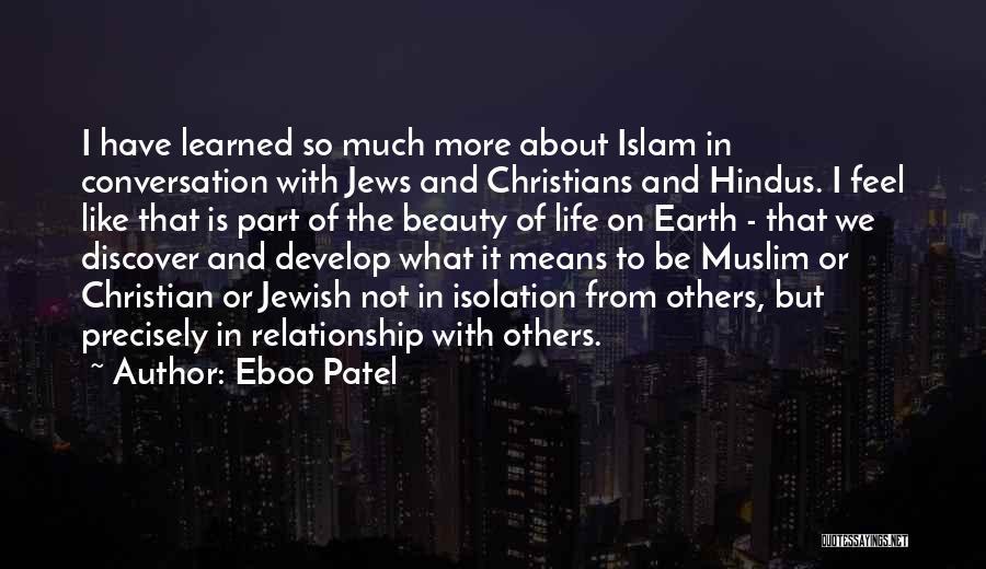 Eboo Patel Quotes 1629897