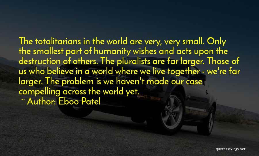 Eboo Patel Quotes 1934042
