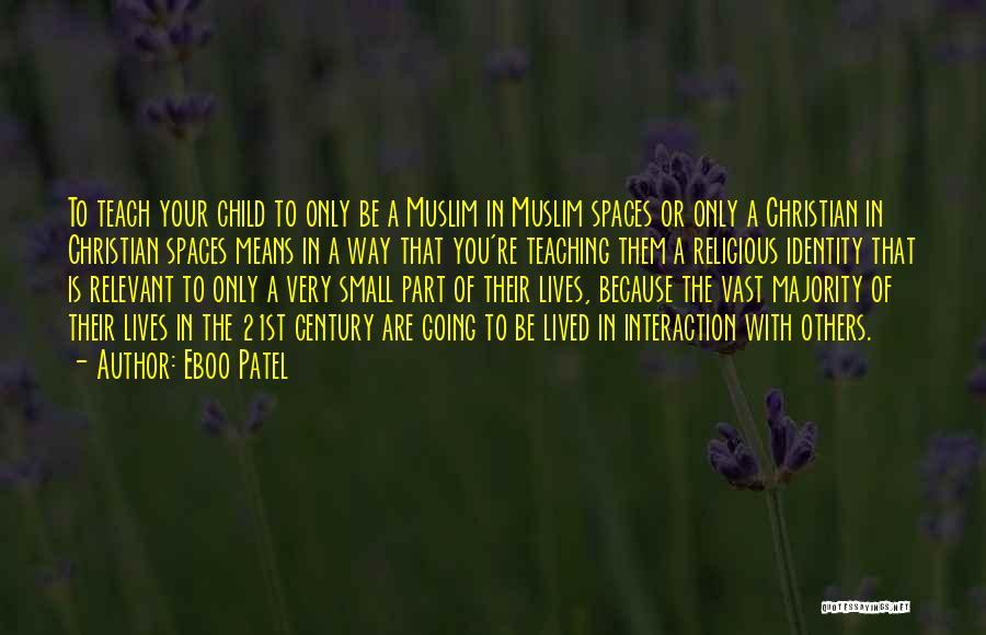 Eboo Patel Quotes 2051196