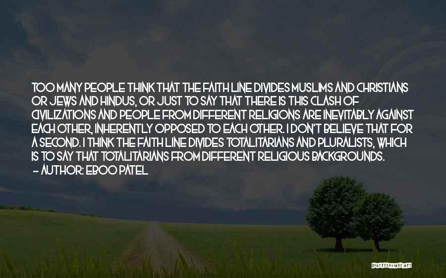 Eboo Patel Quotes 545405