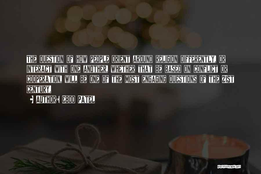Eboo Patel Quotes 767571