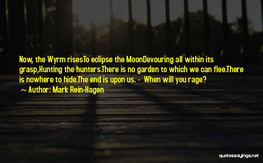 Eclipse Moon Quotes By Mark Rein-Hagen