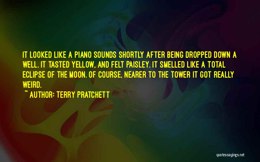 Eclipse Moon Quotes By Terry Pratchett