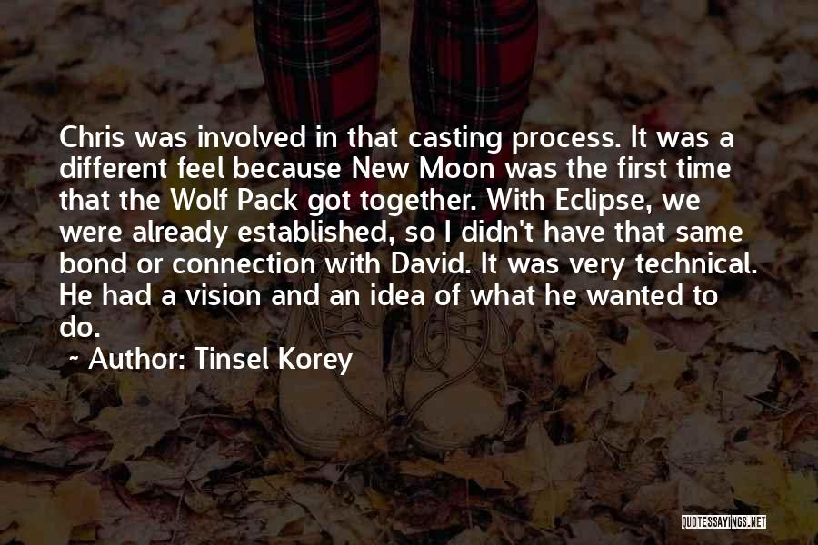 Eclipse Moon Quotes By Tinsel Korey