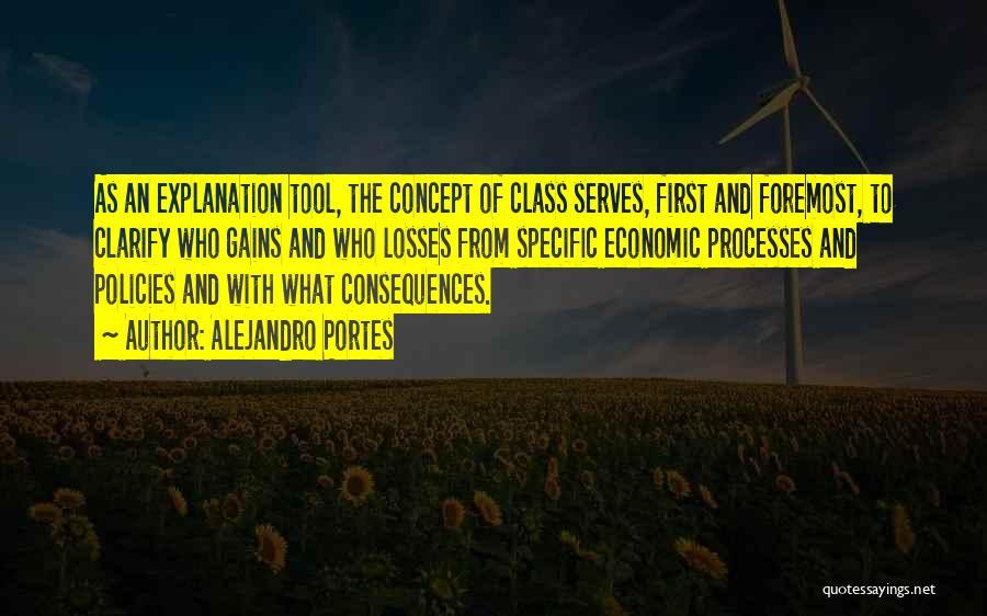 Economic Policies Quotes By Alejandro Portes