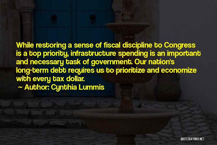 Economize Quotes By Cynthia Lummis