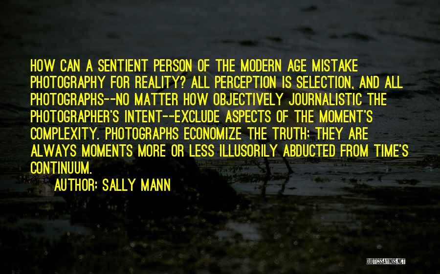 Economize Quotes By Sally Mann
