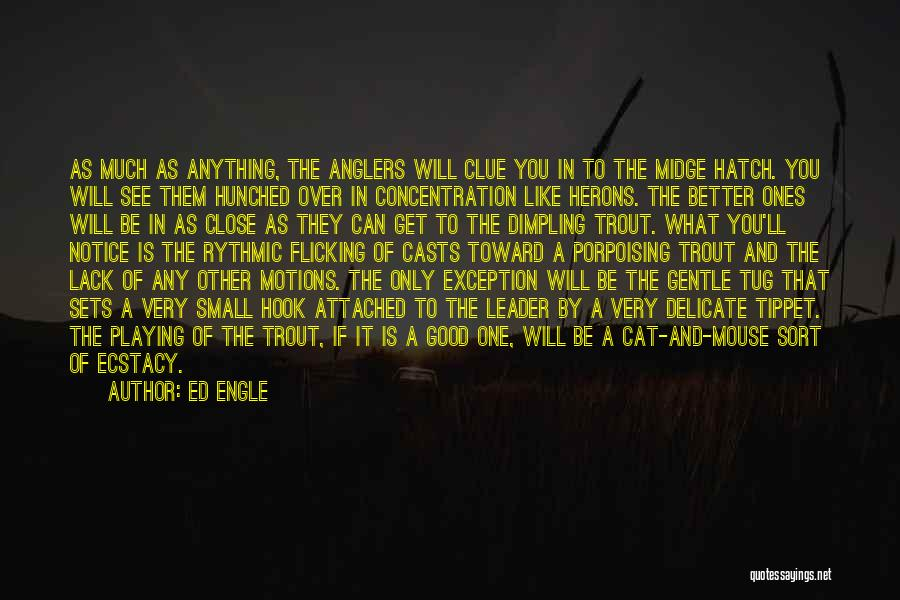 Ed Engle Quotes 1315386
