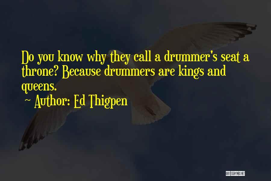 Ed Thigpen Quotes 1135742