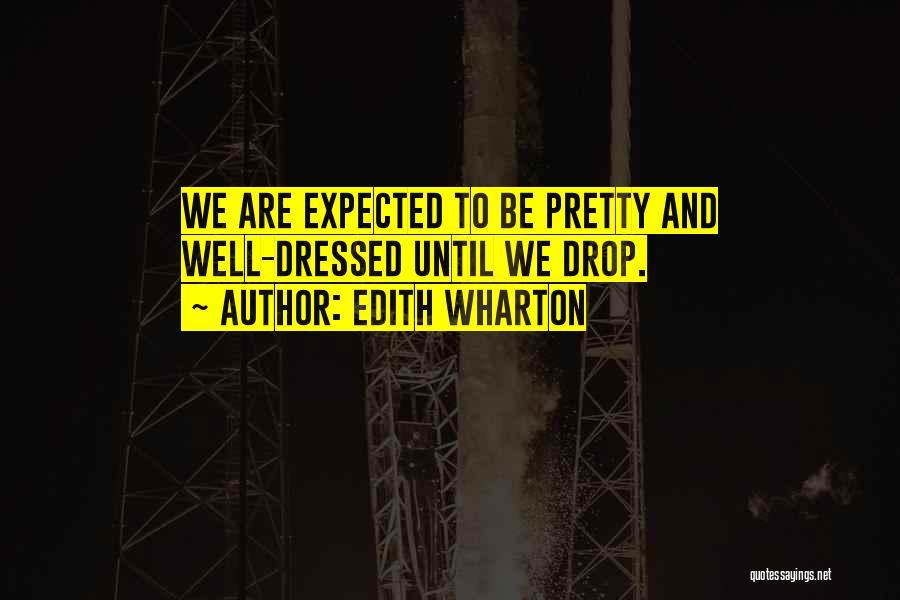 Edith Wharton Quotes 1070844