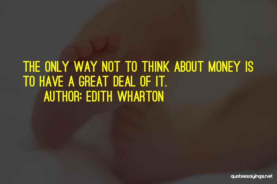 Edith Wharton Quotes 1332722