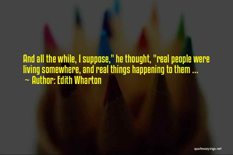 Edith Wharton Quotes 1433730