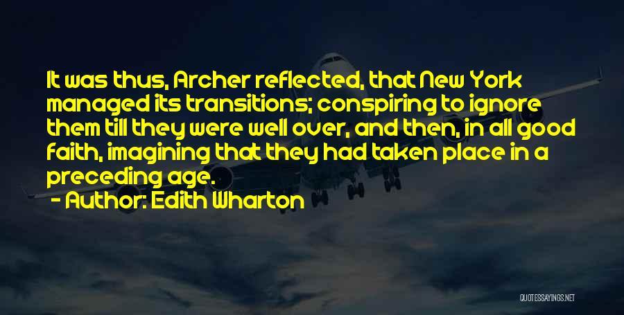 Edith Wharton Quotes 1455612