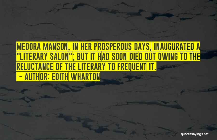 Edith Wharton Quotes 1828528