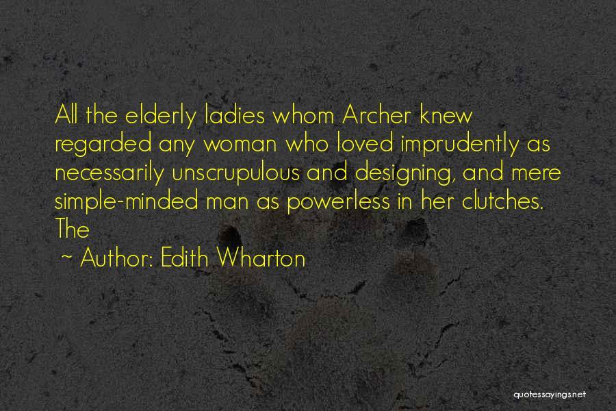 Edith Wharton Quotes 1939690