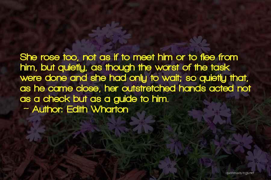 Edith Wharton Quotes 2046586