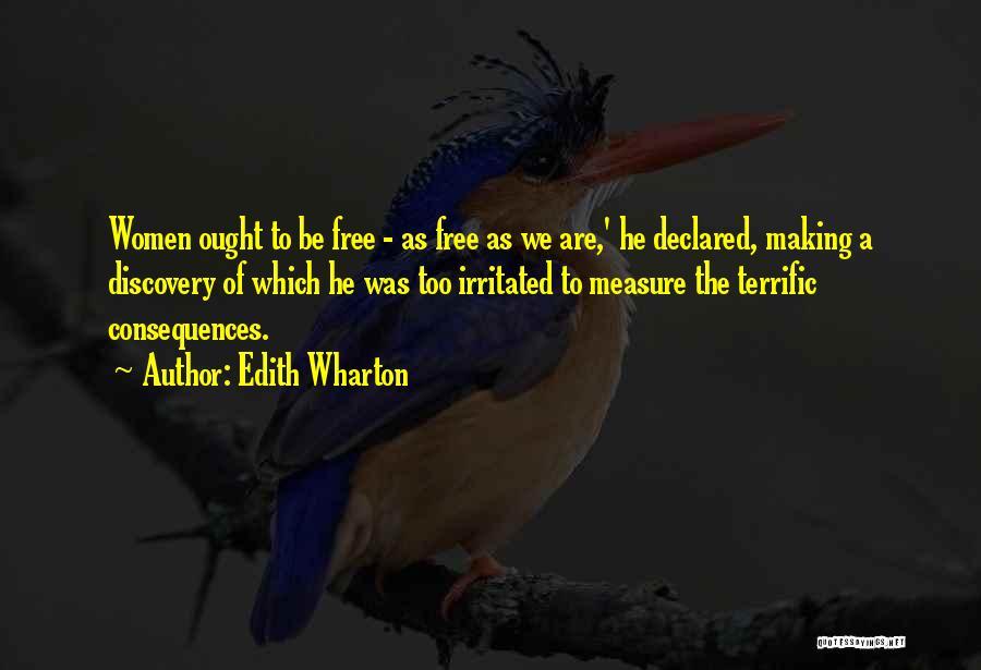 Edith Wharton Quotes 274956