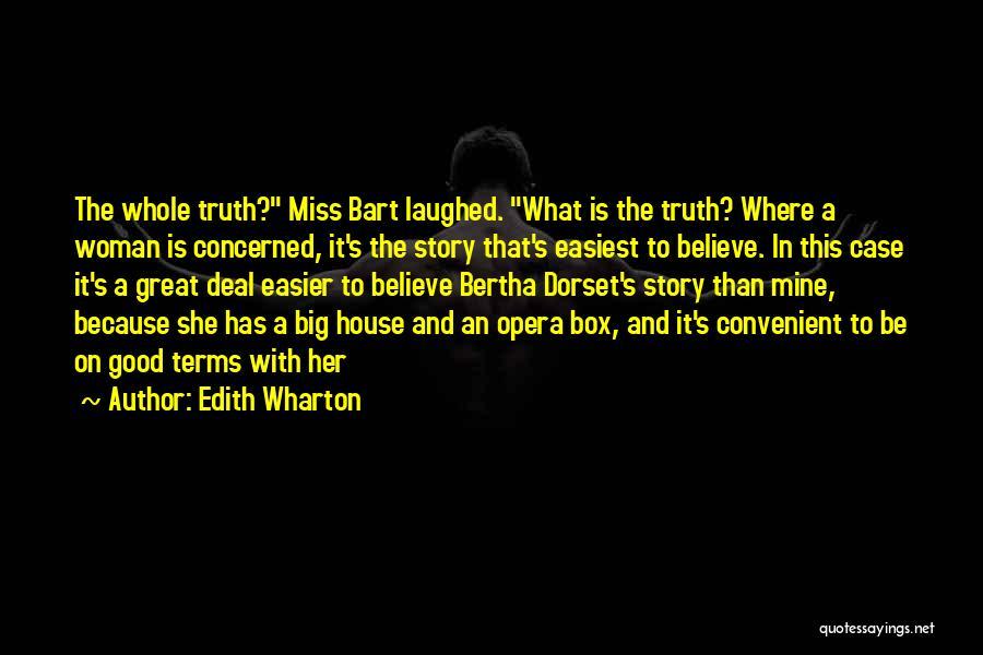 Edith Wharton Quotes 277942