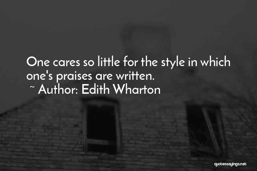 Edith Wharton Quotes 425001