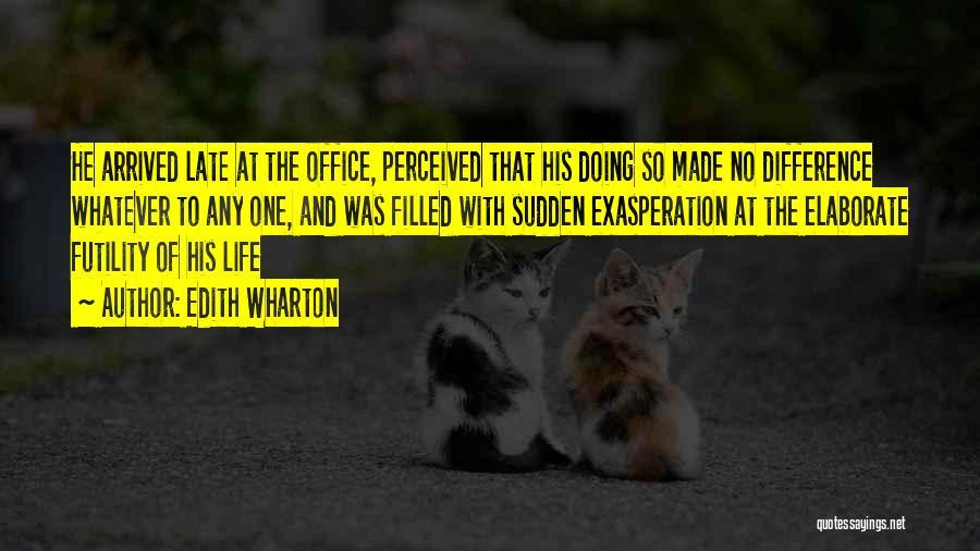 Edith Wharton Quotes 726218