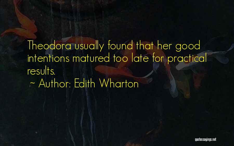 Edith Wharton Quotes 895272