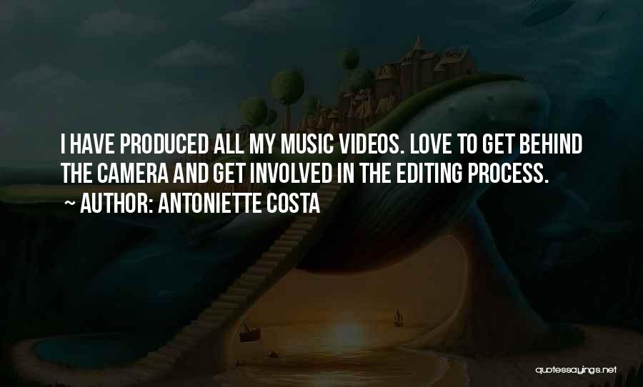 Editing Video Quotes By Antoniette Costa