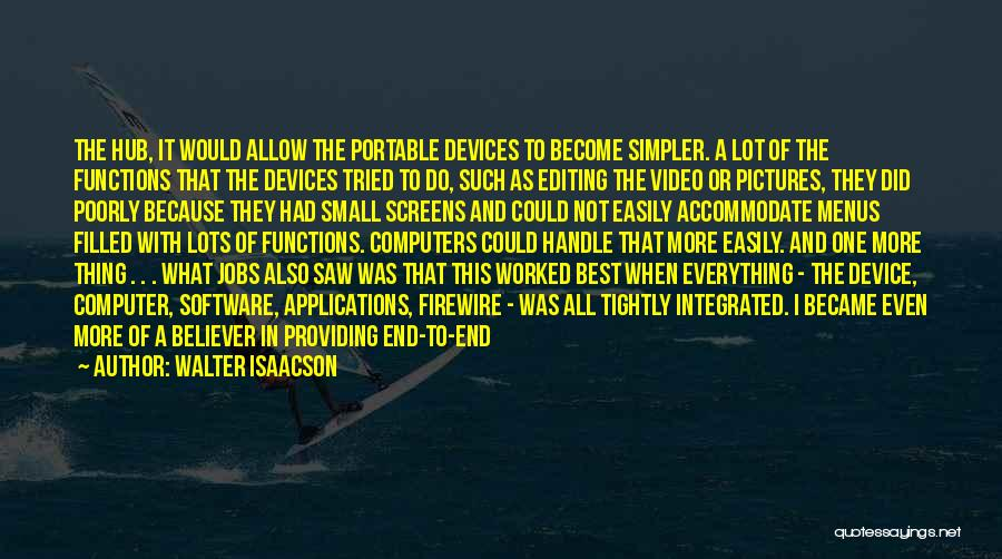 Editing Video Quotes By Walter Isaacson