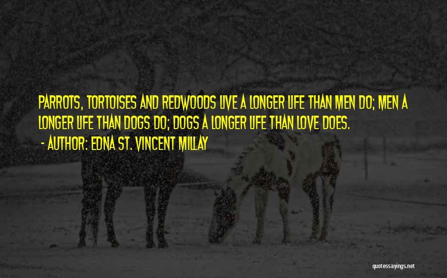 Edna St Vincent Quotes By Edna St. Vincent Millay
