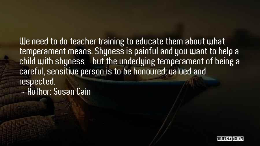 Educate Your Child Quotes By Susan Cain