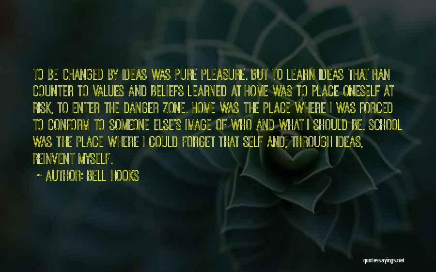 Education At Home Quotes By Bell Hooks