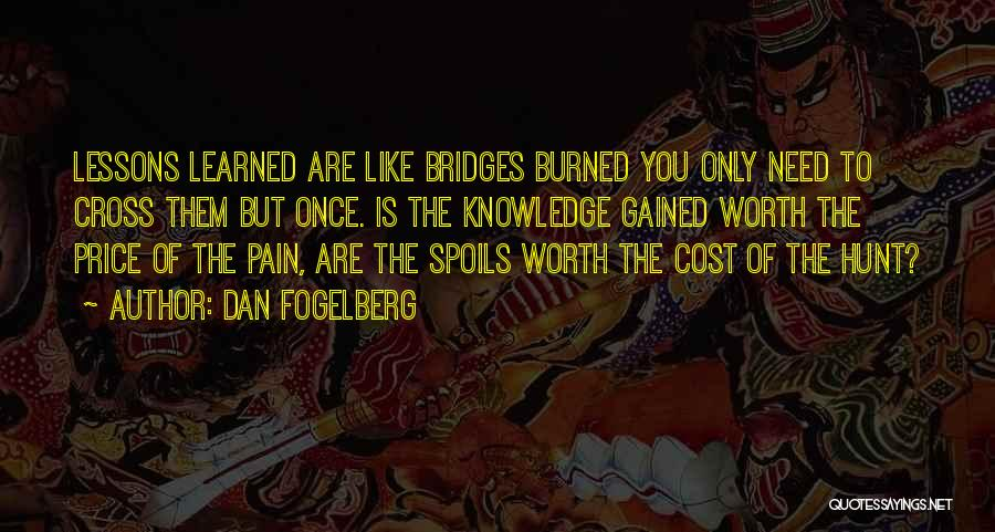 Education Cost Quotes By Dan Fogelberg