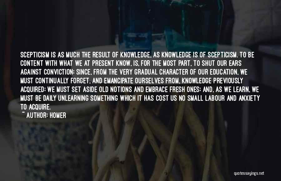 Education Cost Quotes By Homer