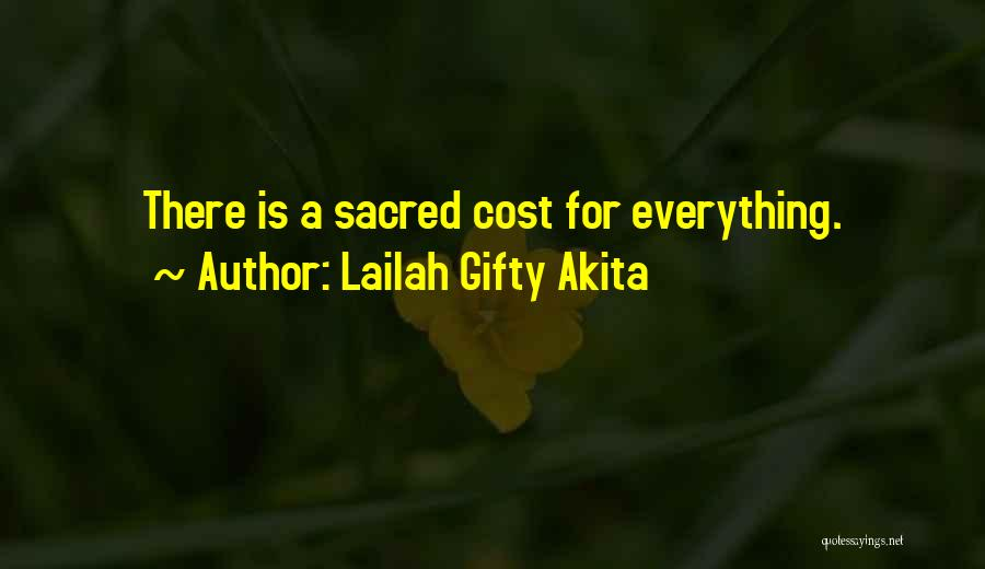 Education Cost Quotes By Lailah Gifty Akita