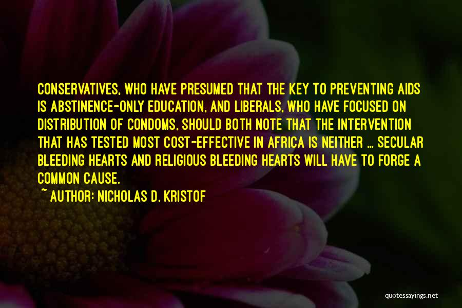 Education Cost Quotes By Nicholas D. Kristof