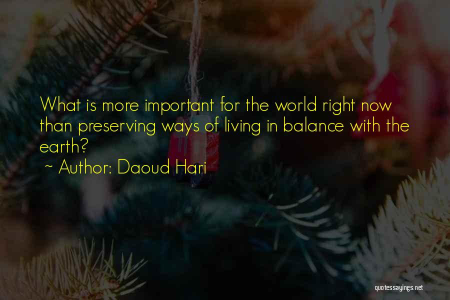 Education Is More Important Quotes By Daoud Hari