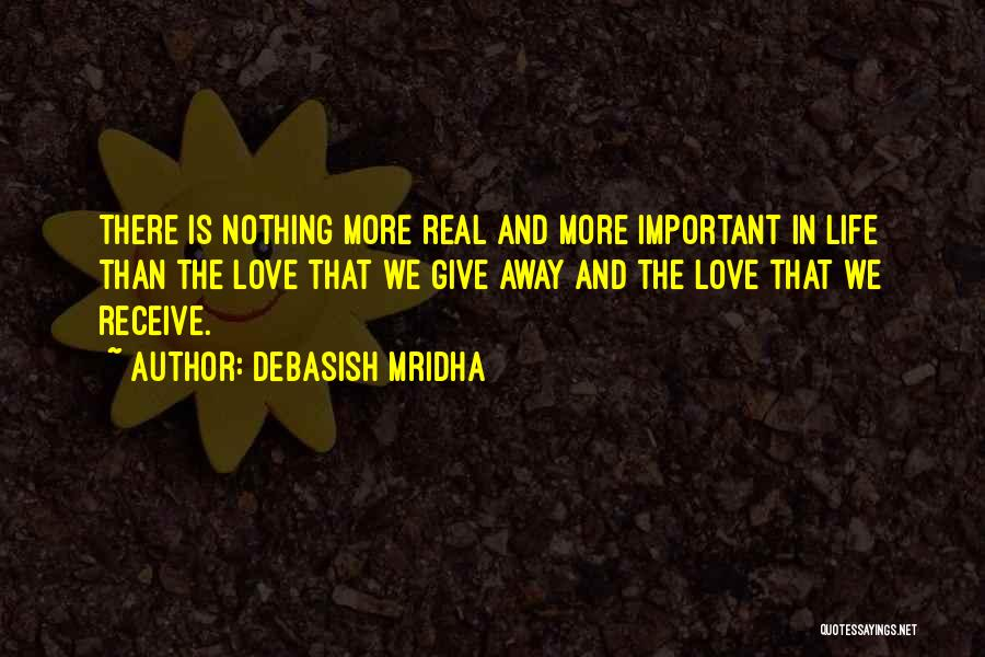 Education Is More Important Quotes By Debasish Mridha