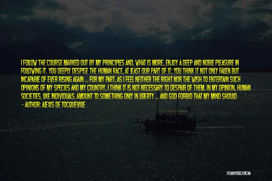Education Is Success Quotes By Alexis De Tocqueville