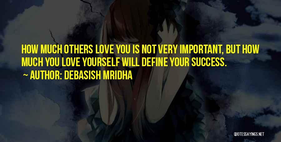 Education Is Success Quotes By Debasish Mridha