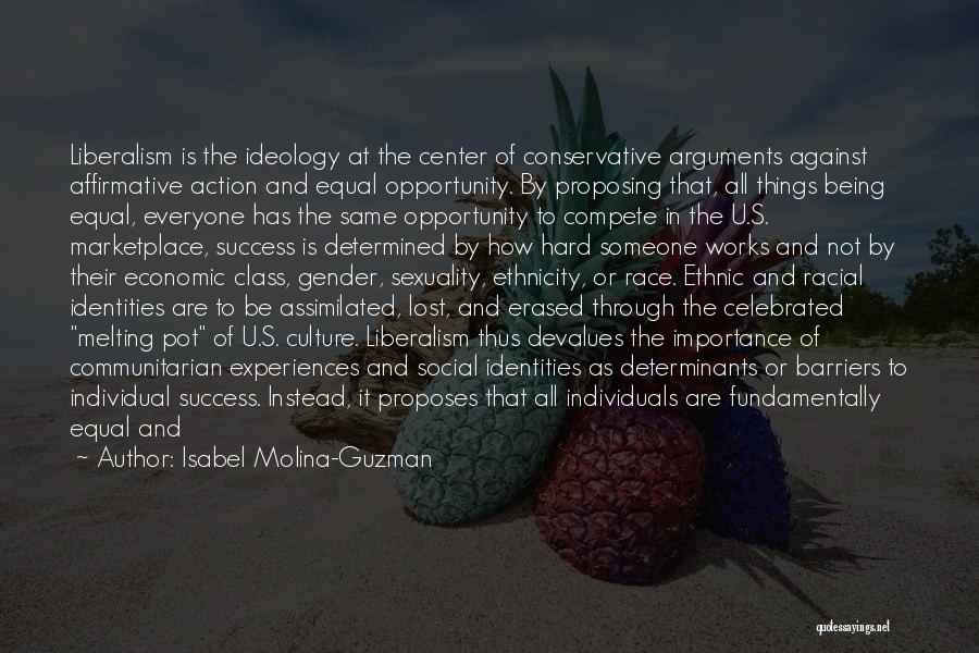 Education Is Success Quotes By Isabel Molina-Guzman