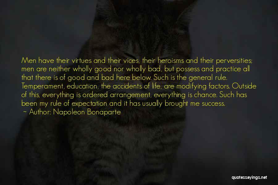 Education Is Success Quotes By Napoleon Bonaparte