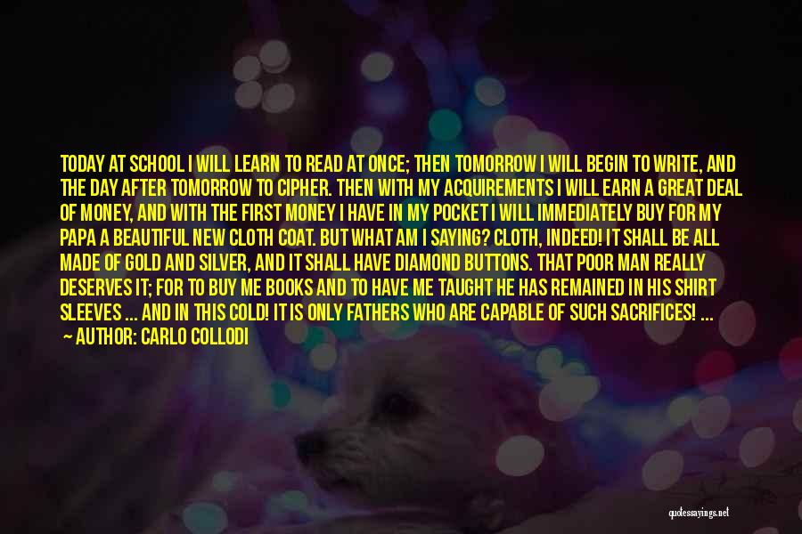 Education To All Quotes By Carlo Collodi