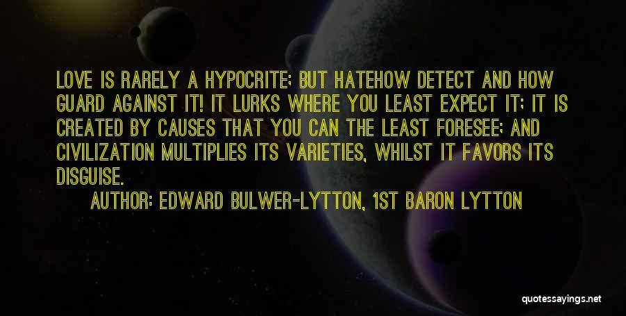 Edward Bulwer-Lytton, 1st Baron Lytton Quotes 1516881