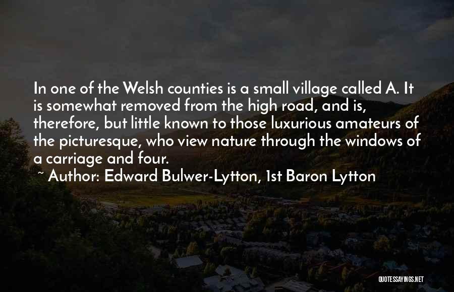 Edward Bulwer-Lytton, 1st Baron Lytton Quotes 1537672
