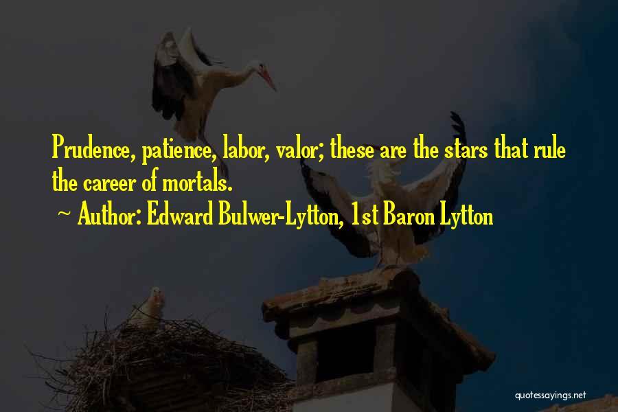 Edward Bulwer-Lytton, 1st Baron Lytton Quotes 1661425