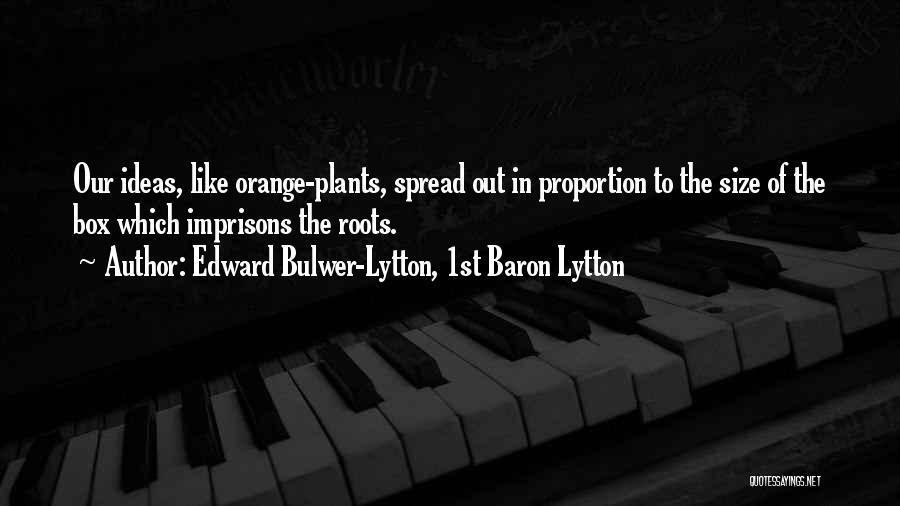 Edward Bulwer-Lytton, 1st Baron Lytton Quotes 1681496