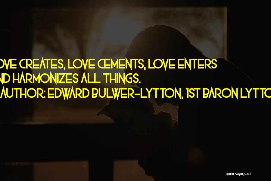 Edward Bulwer-Lytton, 1st Baron Lytton Quotes 1795149