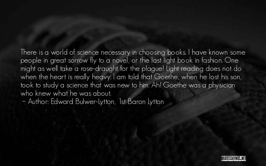Edward Bulwer-Lytton, 1st Baron Lytton Quotes 1800884