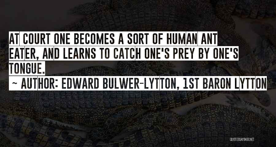 Edward Bulwer-Lytton, 1st Baron Lytton Quotes 1852270