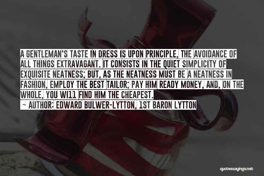 Edward Bulwer-Lytton, 1st Baron Lytton Quotes 1969462